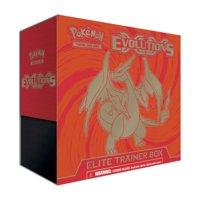 Pokemon TCG - Evolutions Elite Trainer - Mega Charizard Y