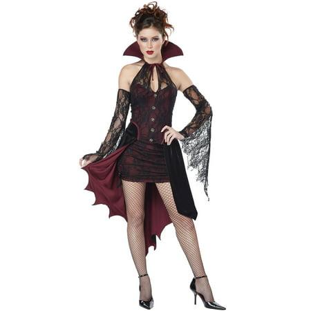 Vampire Vixen Adult Costume (Vixen Vampire Costume)