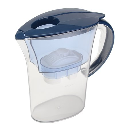 - Alkaline Water Pitcher - 3.5L Pure Healthy Mineral Water Lonizer Filter Jug