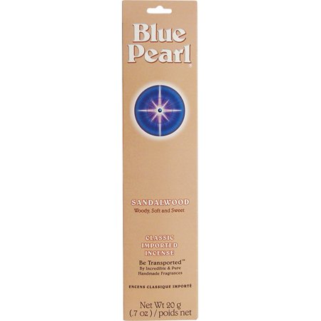BLUE PEARL - Incense Sandalwood - 0.7 oz. (20 g)