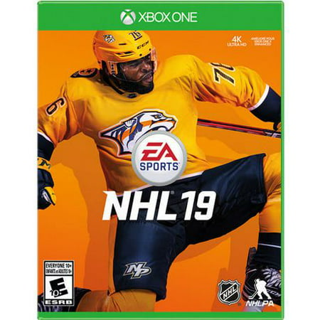 NHL 19, Electronic Arts, Xbox One, 014633737073