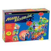 Marble Race Deluxe Over 100 Pcs By Playgo