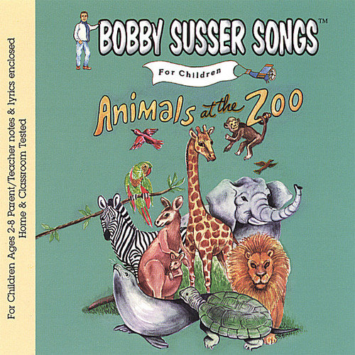 Animals At The Zoo (Cdr)