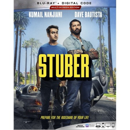Stuber (Blu-ray + Digital Copy) (Sonnenbrille Ray)