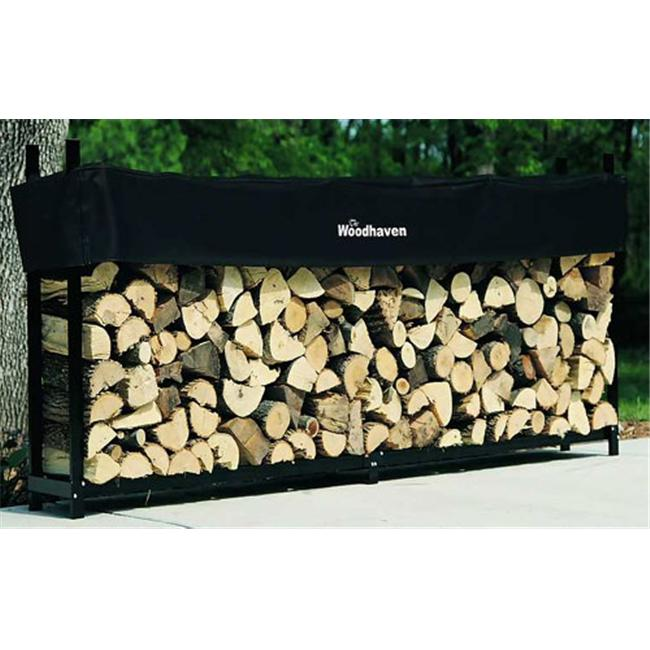 Alexander  120 WRC 120 WRC 10 Foot Woodhaven Firewood Rack With Cover