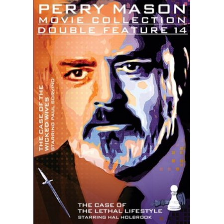 Perry Mason Double Feature: Case Of The Wicked Wives / Lethal Lifestyle