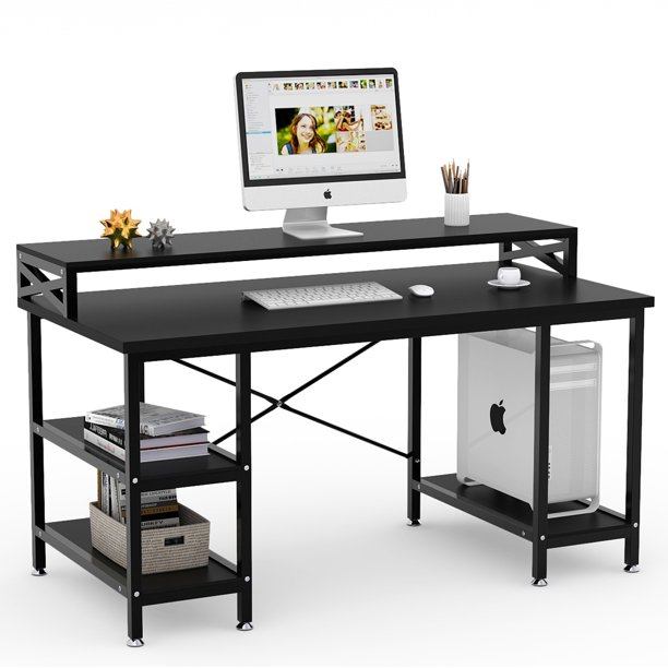 Tribesigns Computer Desk With Storage