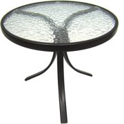Metal Round Patio Tables
