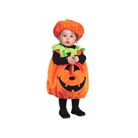Toddler Cute Pumpkin Costume - Fun And Cute Halloween Costumes
