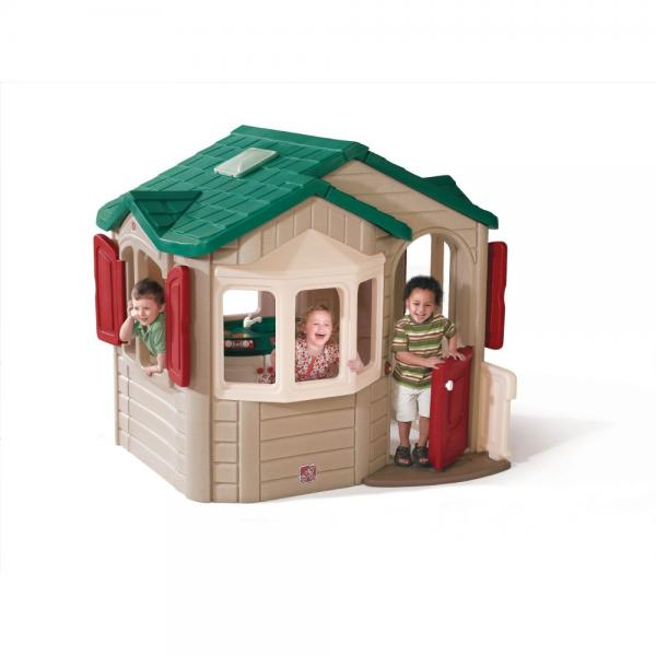 Step2  Naturally Playful Welcome Home Playhouse