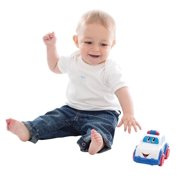 Light & Sound Police Car - Infant Baby Toy by Playgro (6383866)