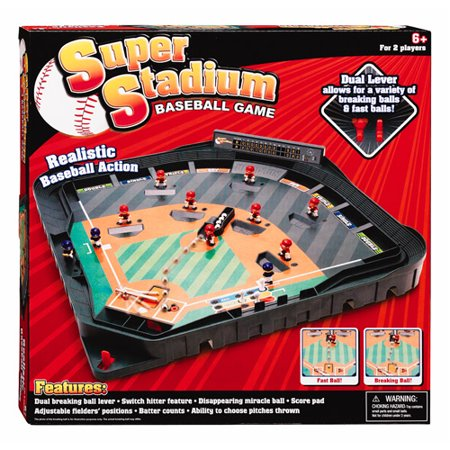 International Playthings Super Stadium Baseball