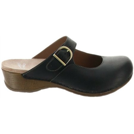 Dansko Leather Mary Jane Mules Martina A296869 ()