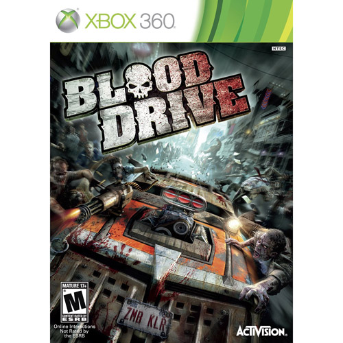 Blood Drive  (Xbox 360) - Pre-owned