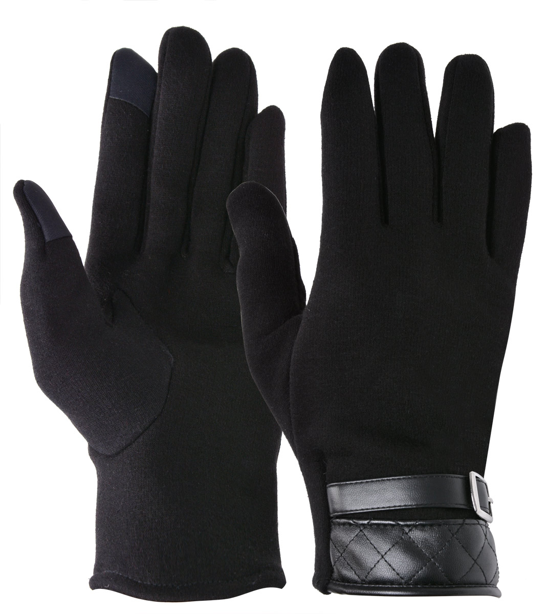 Mens Winter Gloves, Coxeer Outdoor Work Motorcycle Glove Touchscreen Gloves for Smart Phone
