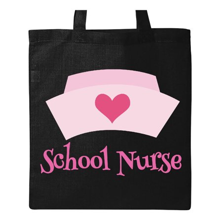 School Nurse Womens Ladies Tote Bag Black One Size