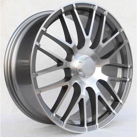 20'' wheels for Mercedes SL400 SL550 SL63 SL65 (Staggered