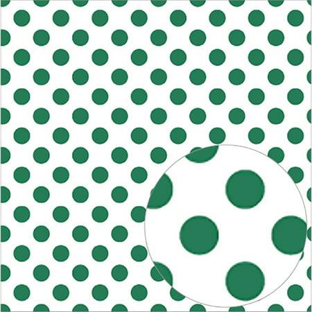 Bazzill Printed Acetate Dots Sheets 12