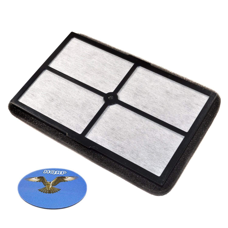 HQRP HEPA Filter for Black&Decker BXAP040 BXAP041 Table Top Air Purifiers, FLT4010 Replacement + HQRP Coaster - image 3 of 3