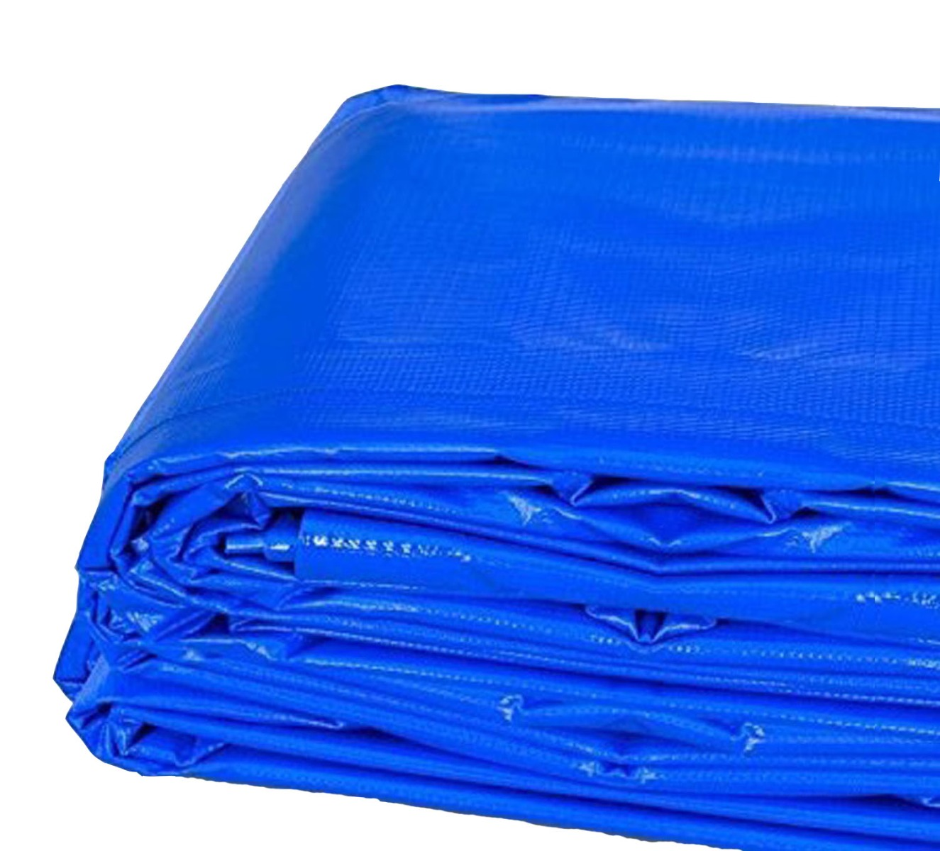 Reinforced Rip-Stop with Grommets Every 3 Feet. Multi Purpose Waterproof Tarpaulin Blue Poly Tarp Cover 5 Mil Thick Bull Tarp 20X20 UV Resistant
