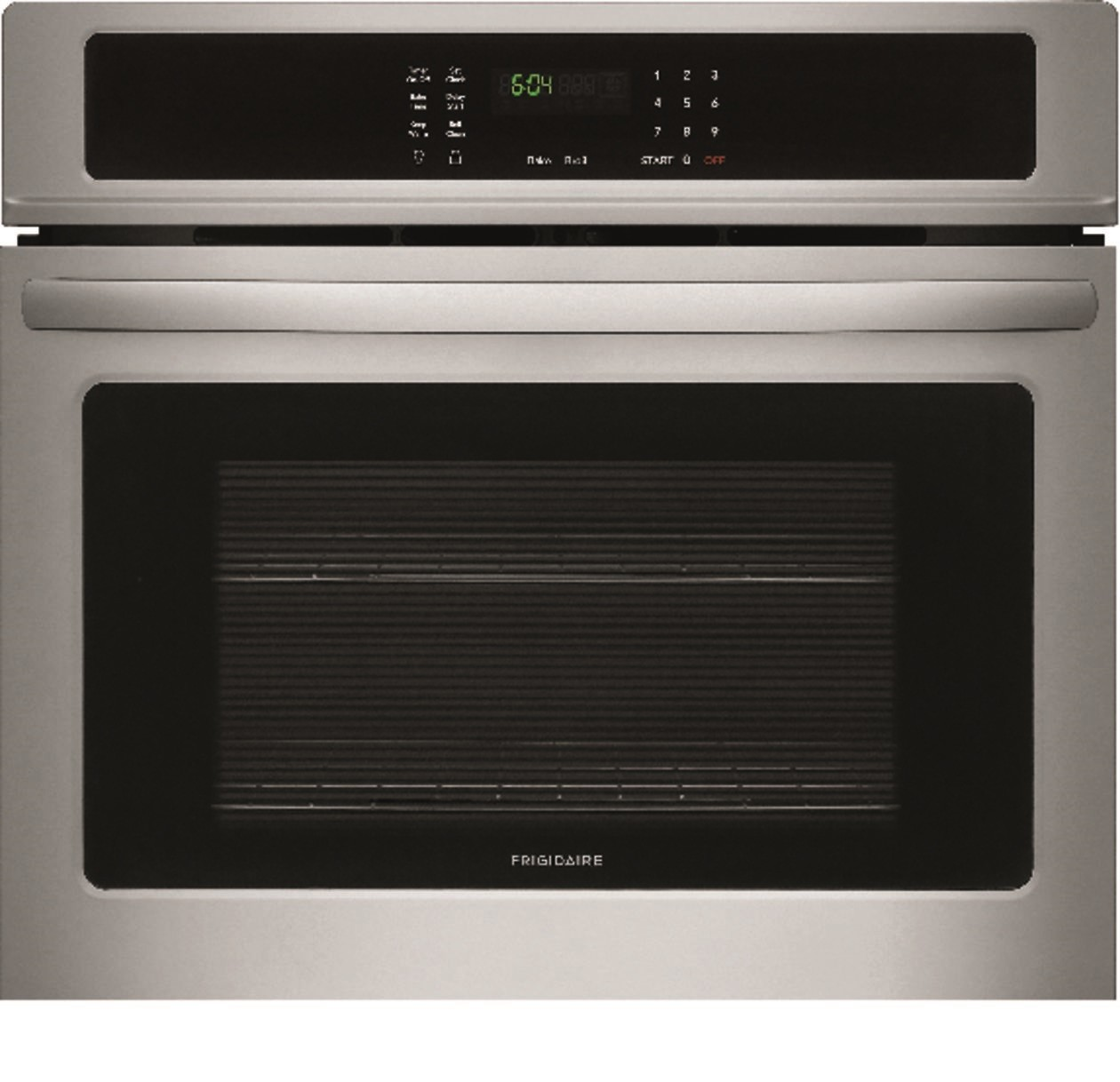 Total Capacity Electric Single Wall Oven ft Sharp SWA3052DS 30 Inch 5 cu