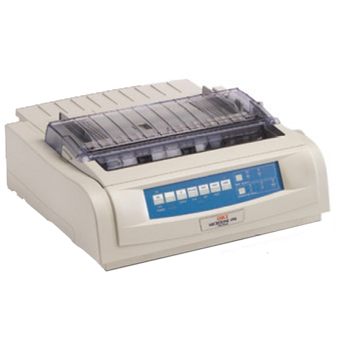OKI Microline 490n - printer - monochrome - dot-matrix