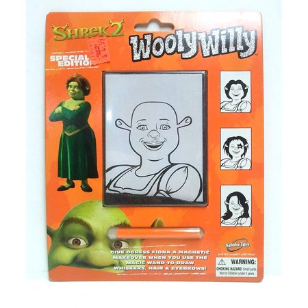 Wooly Willy - Shrek 2 Special Edition! (Ogress Fiona) - Shrek Saves Fiona