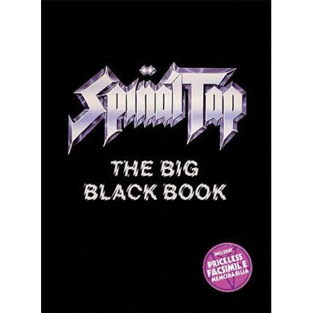 Spinal Tap : The Big Black Book ()