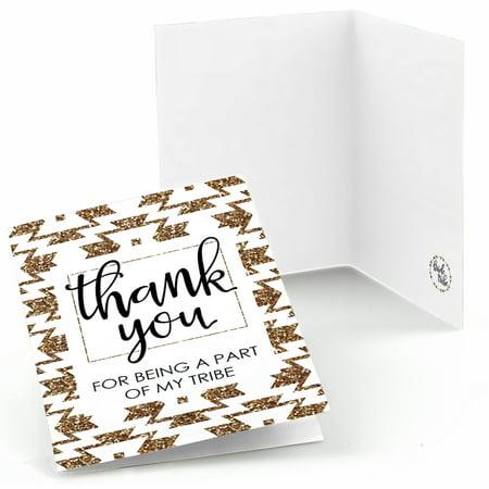 Bride Tribe - Bridal Shower & Bachelorette Party Thank You Cards (8 count)](Bridal Shower Thank You Cards)