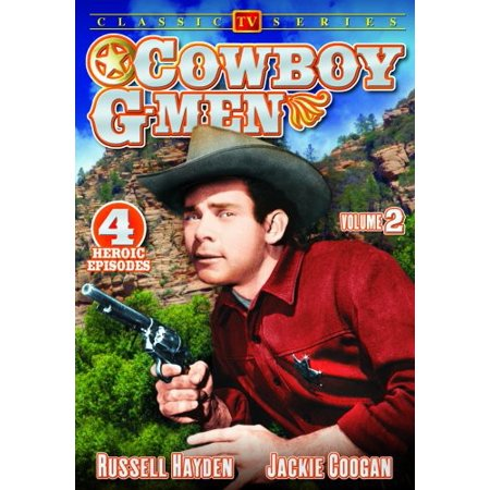 Cowboy 2 (Cowboy G-Men: Volume 2 (DVD))