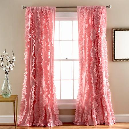 Belle Pink Window Panel ()