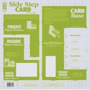 Hot Off The Press Template -Side-Step Swing Card