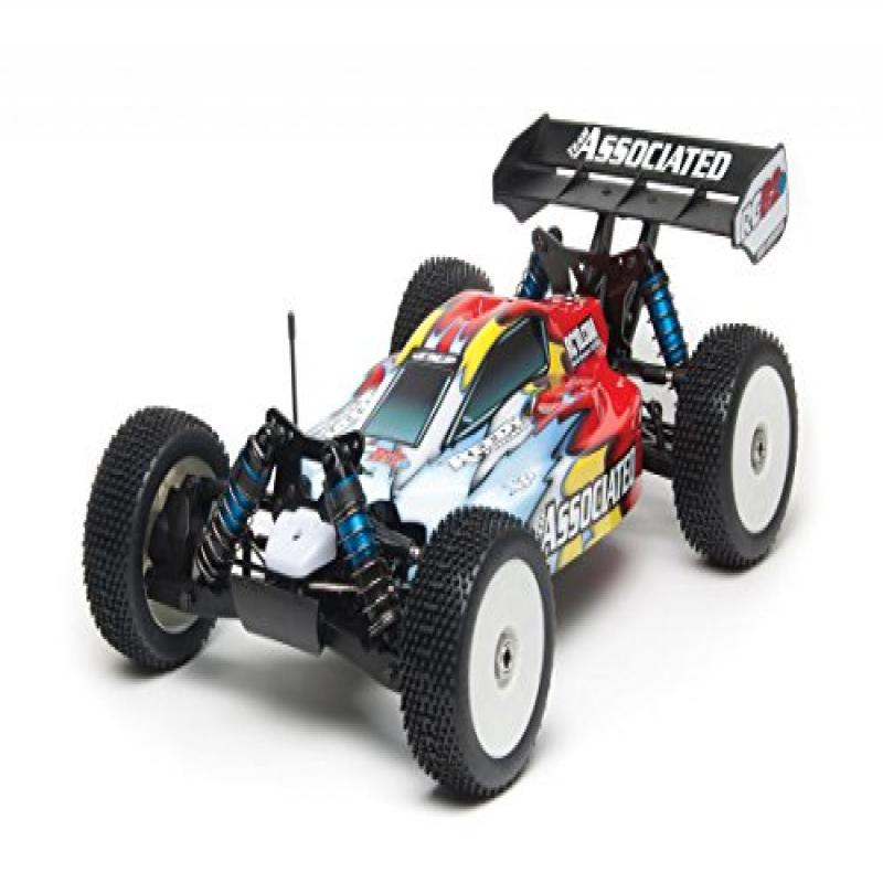 Team Associated 80908 RC8.2E RS RTR Truck