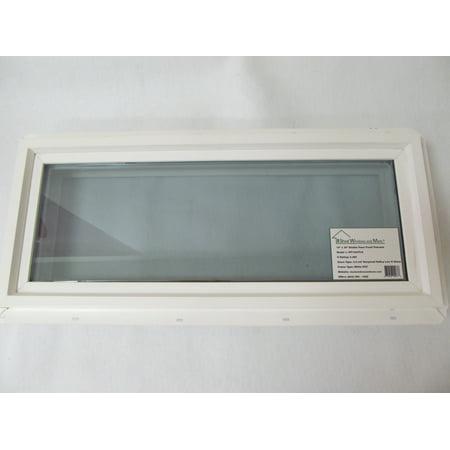 Transom Art Glass Window - Transom Window 10
