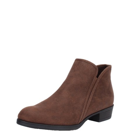 Womens Time And Tru Opp Bootie