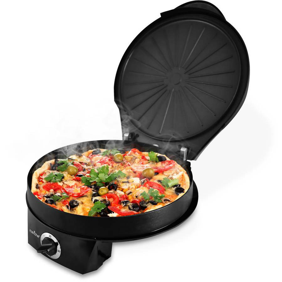 NutriChef Electric Pizza Maker/Pizza Oven