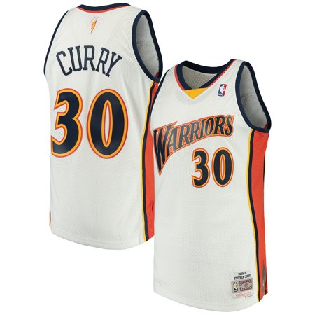 wholesale dealer 7514a c8dd4 Stephen Curry Golden State Warriors Mitchell & Ness Swingman ...