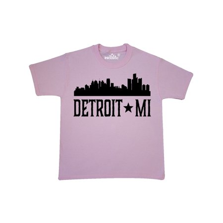 Detroit Michigan City Skyline Youth (Outlet Stores Michigan City)