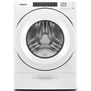 Best Front Load Washing Machines - Whirlpool WFW5620HW 4.5 Cu. Ft. White Front Load Review