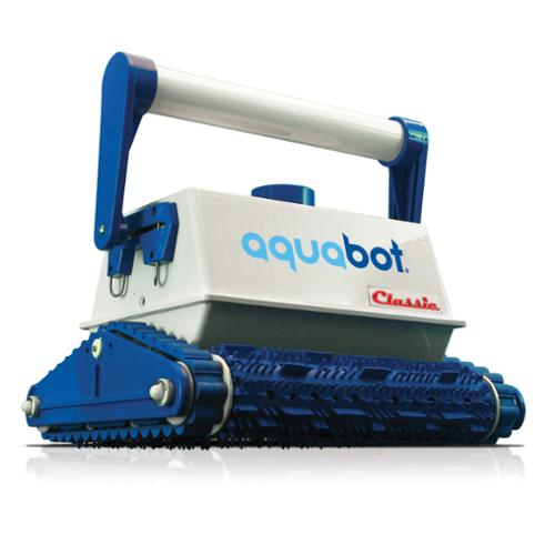 Aquabot Classic AB In-Ground Automatic Robotic Swimming Pool Cleaner Vacuum