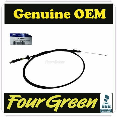 Genuine Throttle Accelerator Control Cable Hyundai ECounty 01-10 (Accelerator Control)