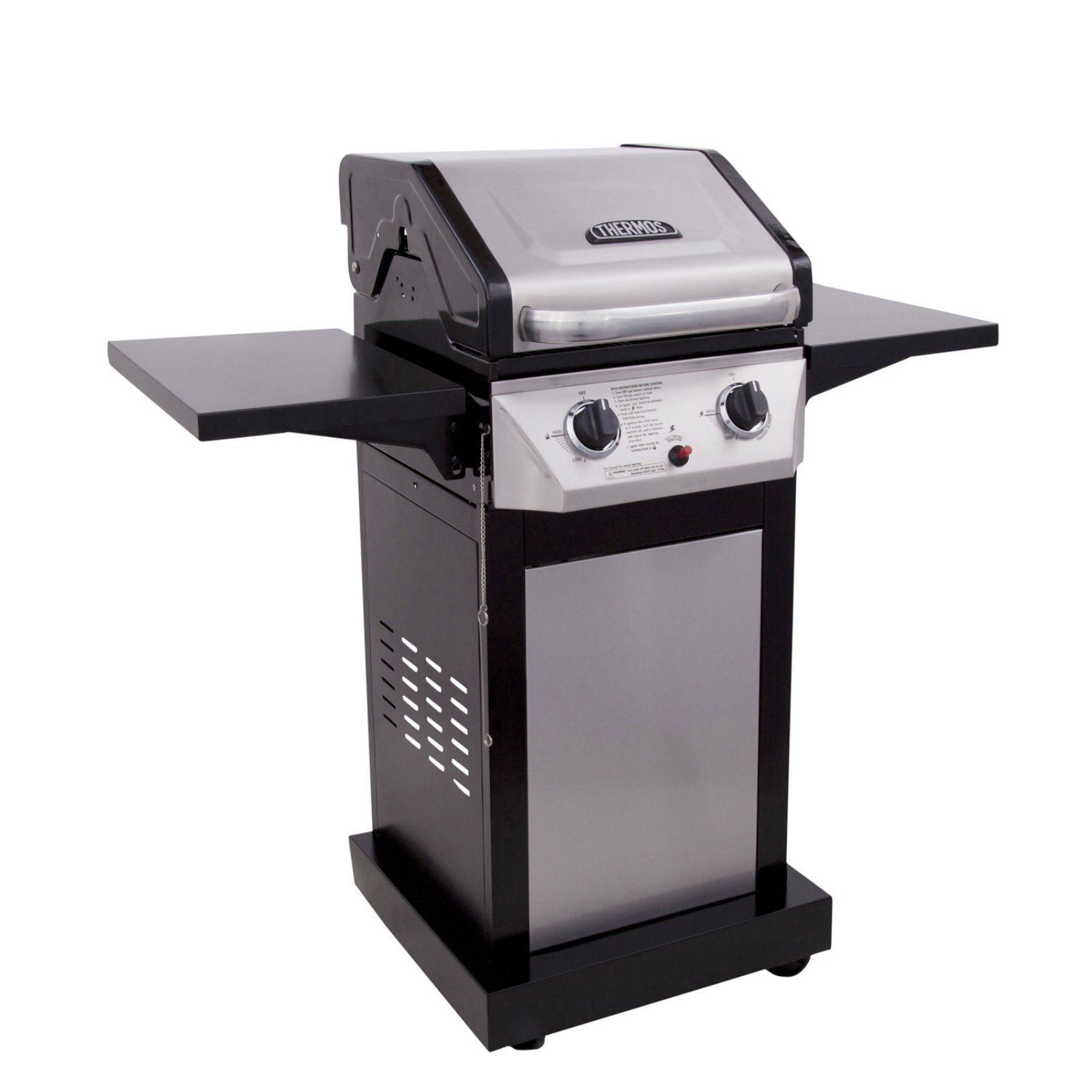 Thermos 300 2 Burner Cabinet Gas Grill by CHARBROIL