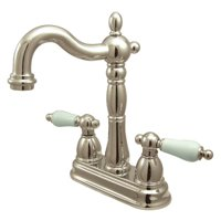 Kingston Brass Victorian High Arch Bar Faucet