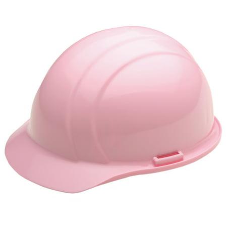 Americana Mega Ratchet Cap Style Hard Hat, Pink (Themed Hard Hats)