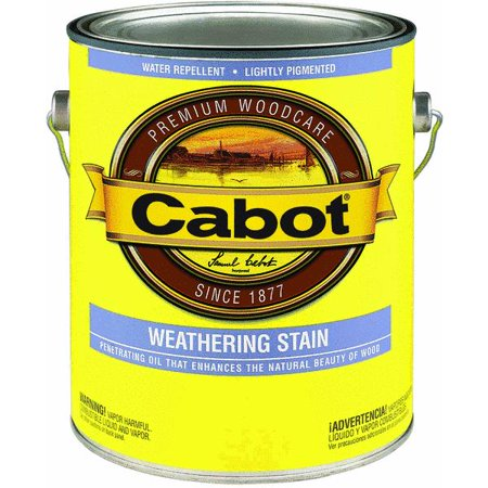 Cabot Weathering Exterior Stain