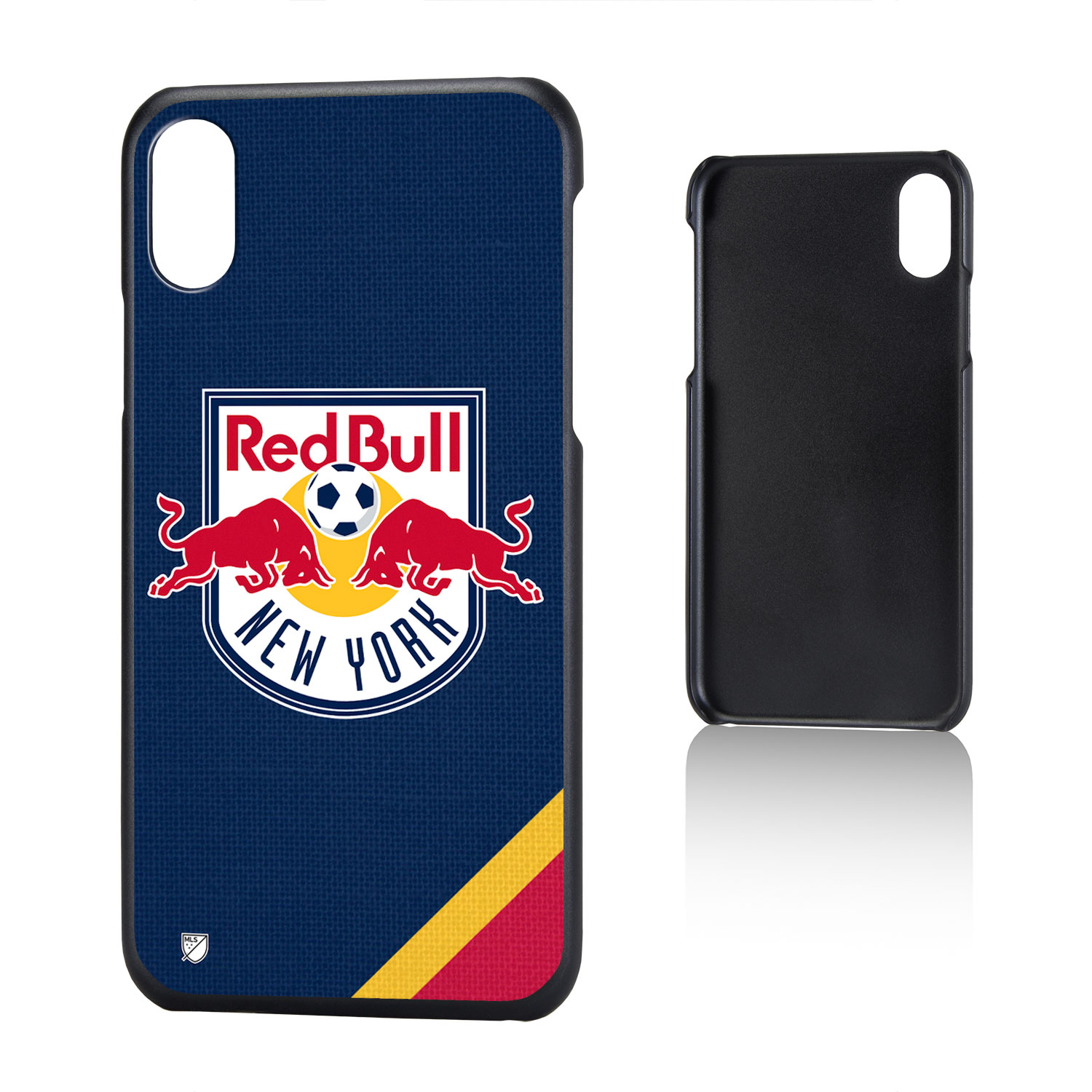 New York Red Bulls RED BULLS Solid Slim Case for iPhone X