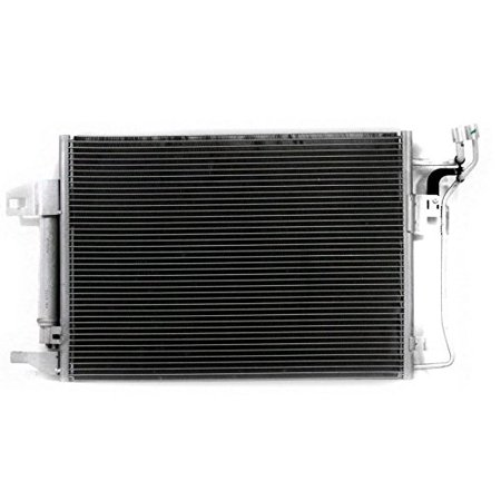 A-C Condenser - Pacific Best Inc For/Fit 3773 09-10 Mazda Mazda6 WITH Receiver &