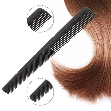 Plastic Barber Combs Fine Tooth Hair Cutting Styling Comb for Salon Hairdressing Hair Care