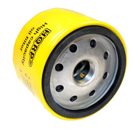 HQRP Oil Filter for Briggs & Stratton Intek Series V-Twin Engines 20-21 gross HP, Series 7 / Series 8 40R5 40R6 40N7 40N8 44N5 44N6, 696854 Replacement + HQRP (Briggs And Stratton Intek 20 Hp Air Filter)