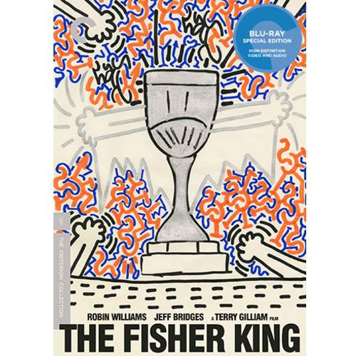 The Fisher King (Criterion Collection) (Blu-ray)